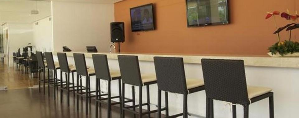 Lobby Bar.  Fuente: sonesta.com/Cartagena/